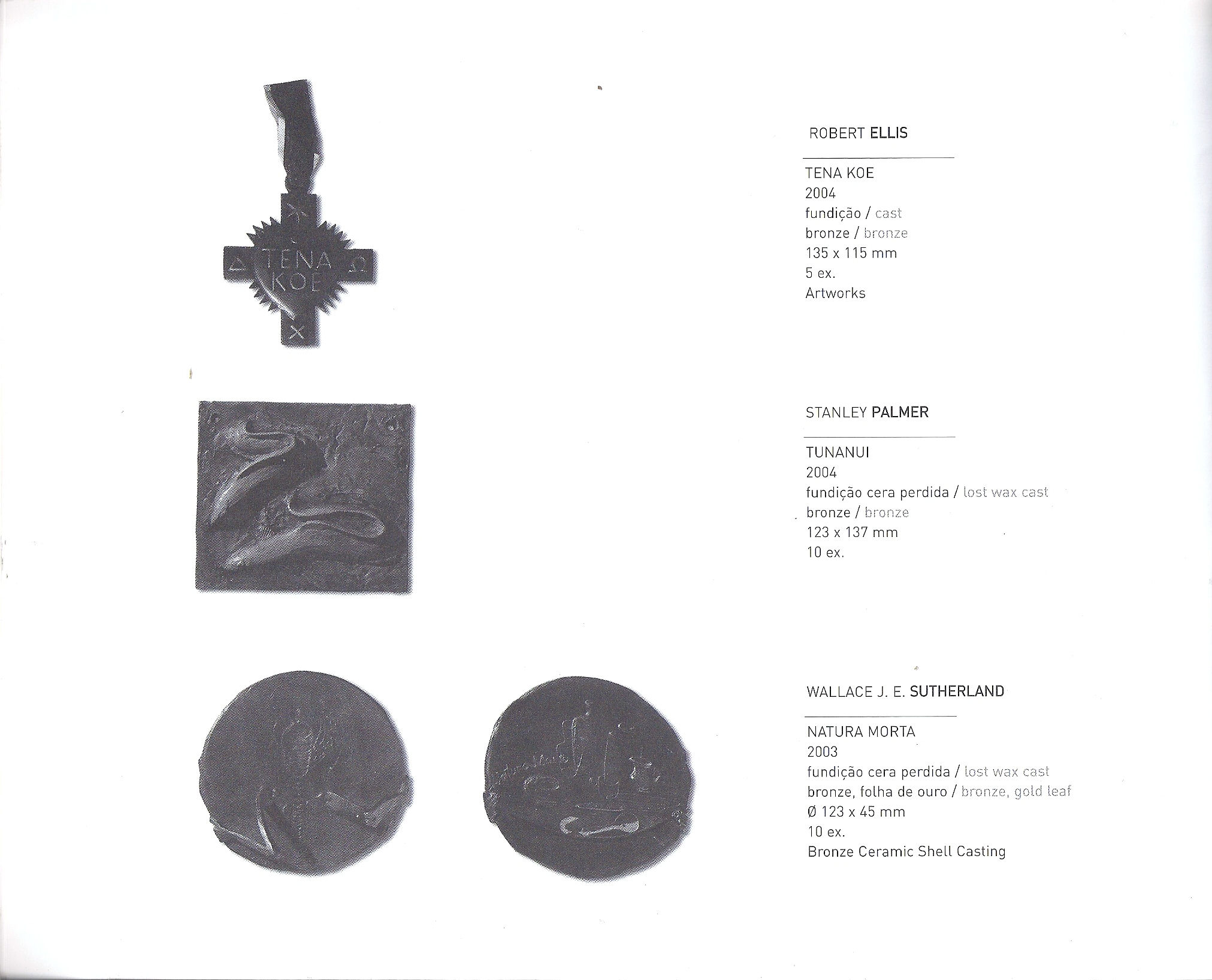 Medal art new zealand 2004 xxix seixal fidem xxix 2004 page 370 03g pooptronica