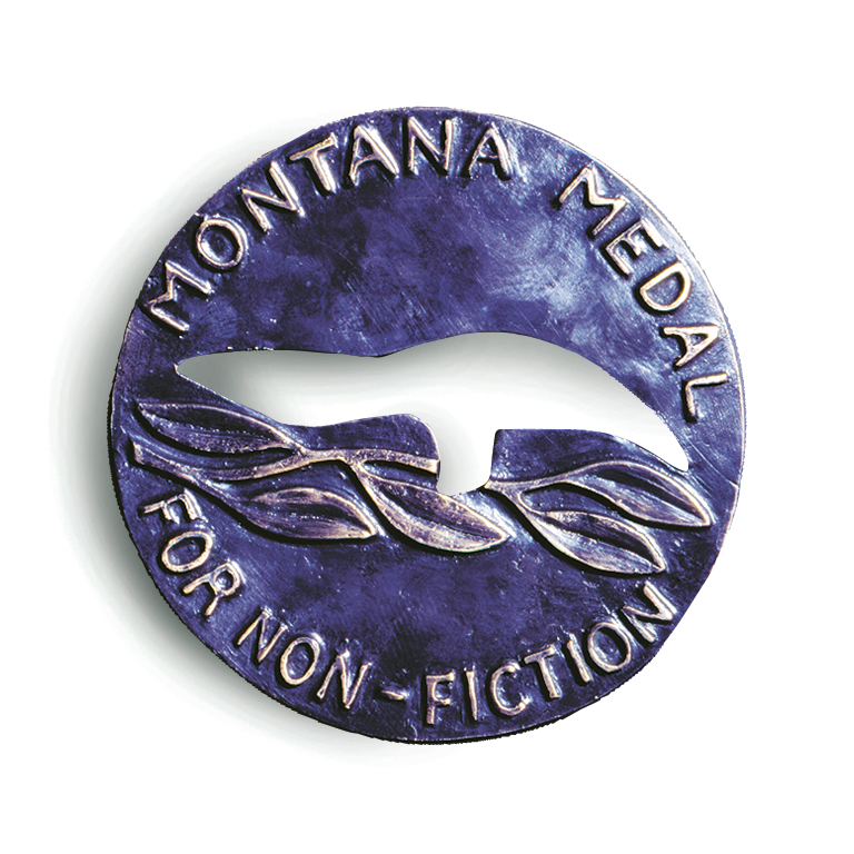 TERRY STRINGER<br>Montana Book Award Medal (1998)